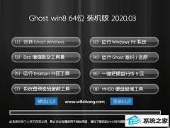 深度系统Win8.1 64位 精心装机版 v